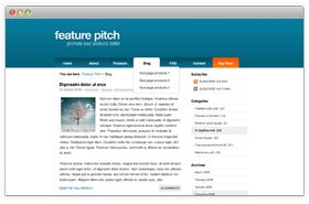 Feature Pitch
